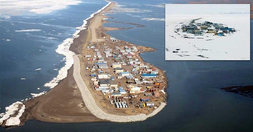 evacuación por aumento del nivel del mar en ciudades costeras