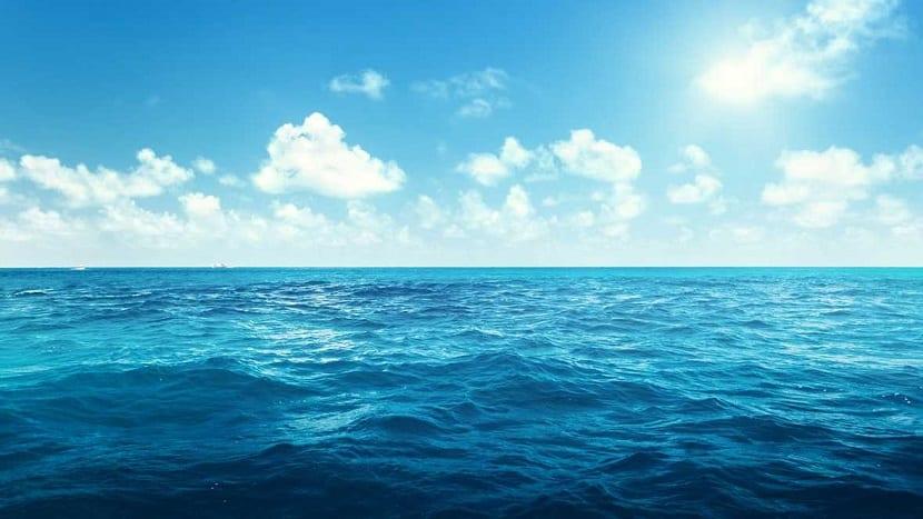 día mundial de los océanos para resaltar su importancia a nivel mundial