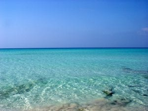 Playa de Formentera, en el archipiélago balear