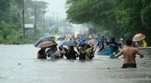 Son miles de millones de personas las que tendrán que desplazarse por el cambio climático