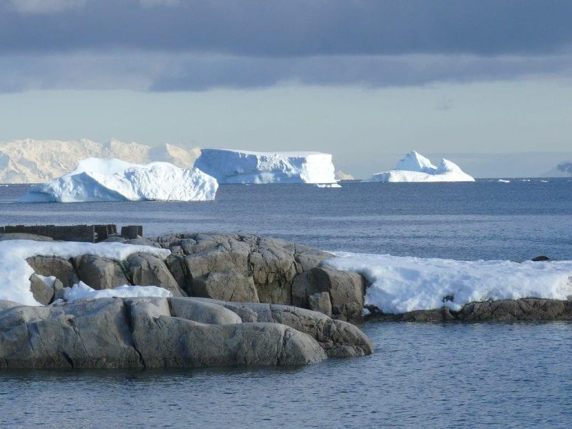 Antártida, el continente más vulnerable a los efectos del cambio climático
