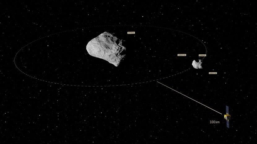 didymos meteorito