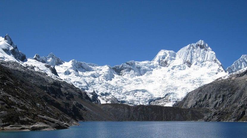 el cambio climático acaba con los glaciares de peru