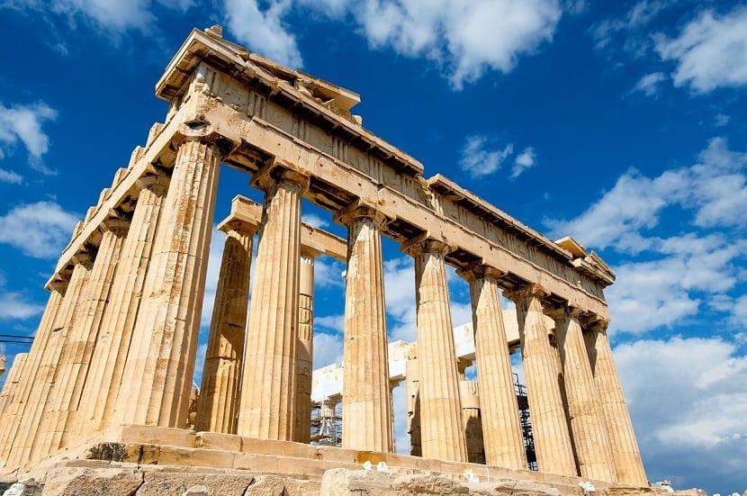 grecia partenón