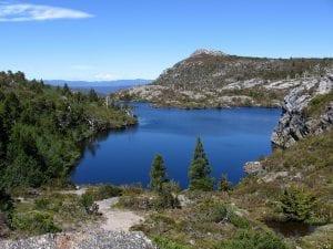 Lago de Tasmania