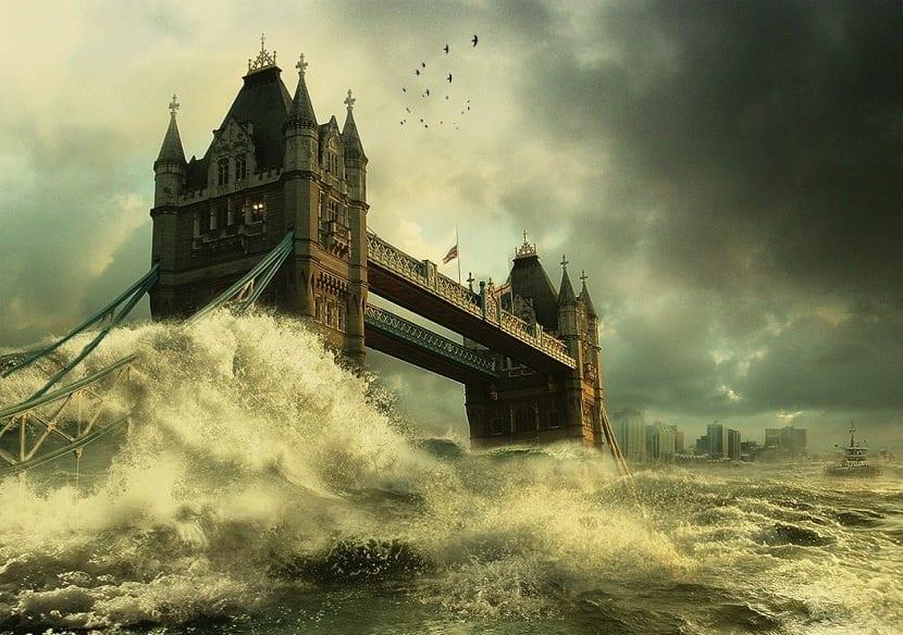 el aumento del nivel del mar amenaza a ciudades costeras como londres