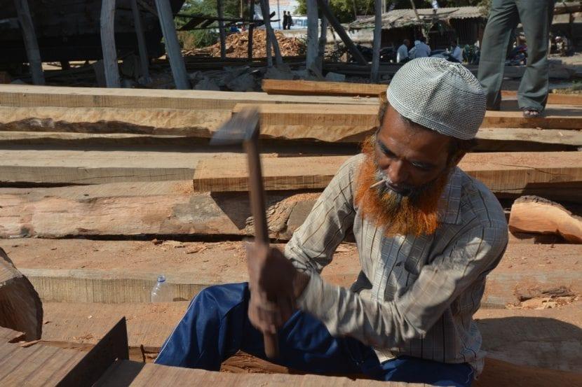 Obrero indio