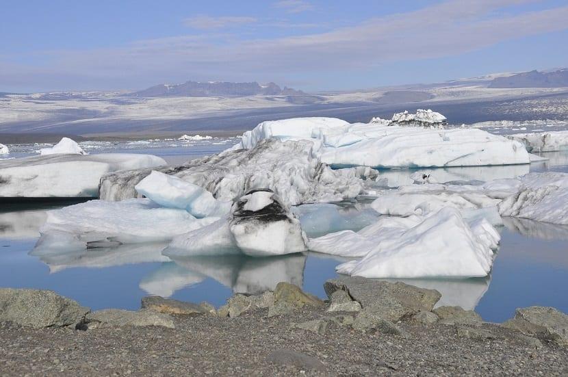 deshielo hielo polar