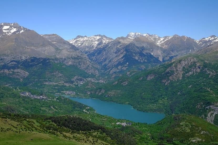 lago pirineos