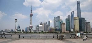 Ciudad de Shanghai