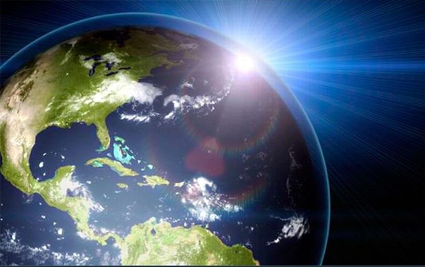 la capa de ozono nos protege de los rayos UV del sol