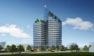 Smart Green Tower