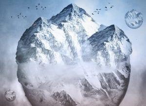 planeta helado edad de hielo