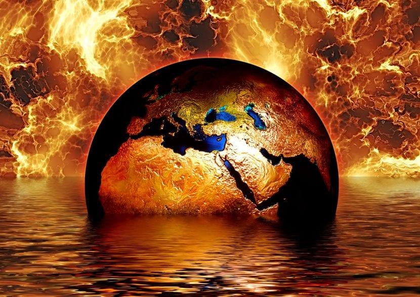 Cambio climático terrestre
