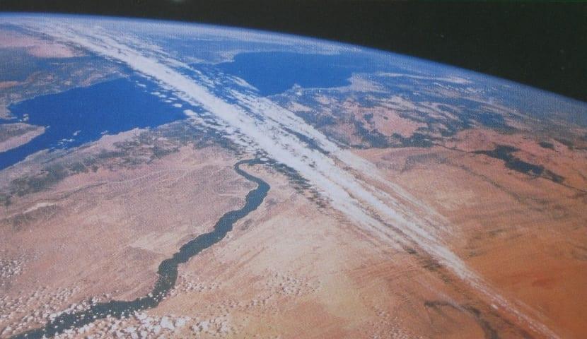 la corriente en chorro es condicionante del clima global