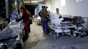 Terremoto ocurrido en méxico de 8,2