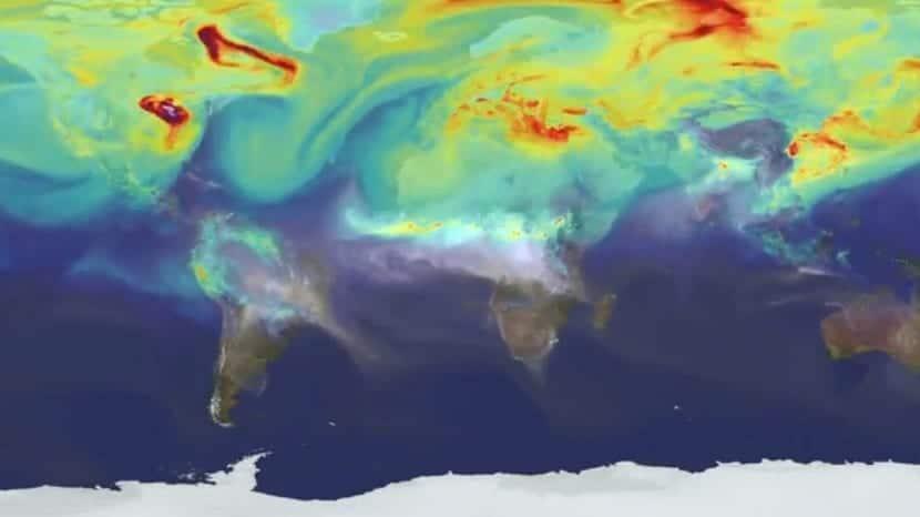 aumento de temperaturas globales