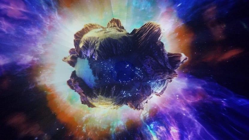 asteoride meteorito impacto