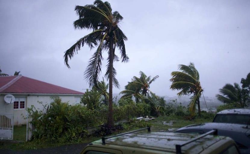 consecuencia de huracanes