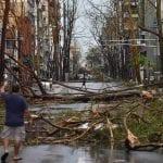 Daños por el huracán María en Puerto Rico