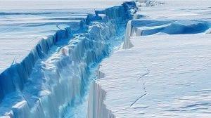 deshielo antártida