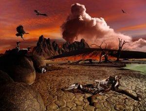 extincion masiva especies