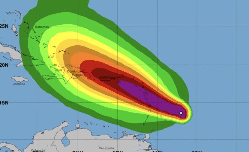 huracán maria