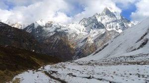 se derriten los glaciares de asia