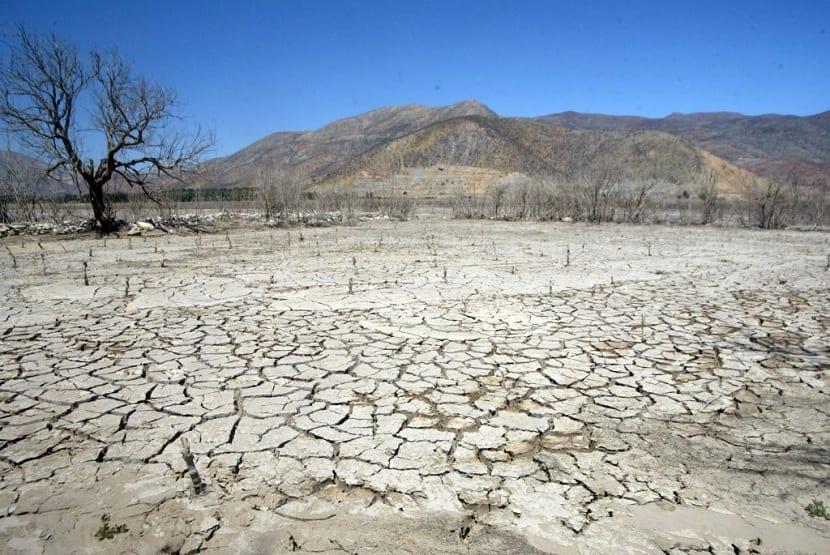 sequias aumentadas por el cambio climatico