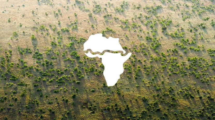 recorrido muralla verde África