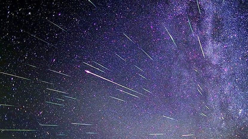orionidas lluvia de estrellas
