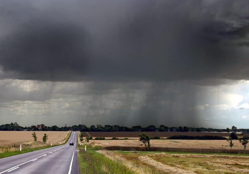 existen muchos tipos de precipitaciones
