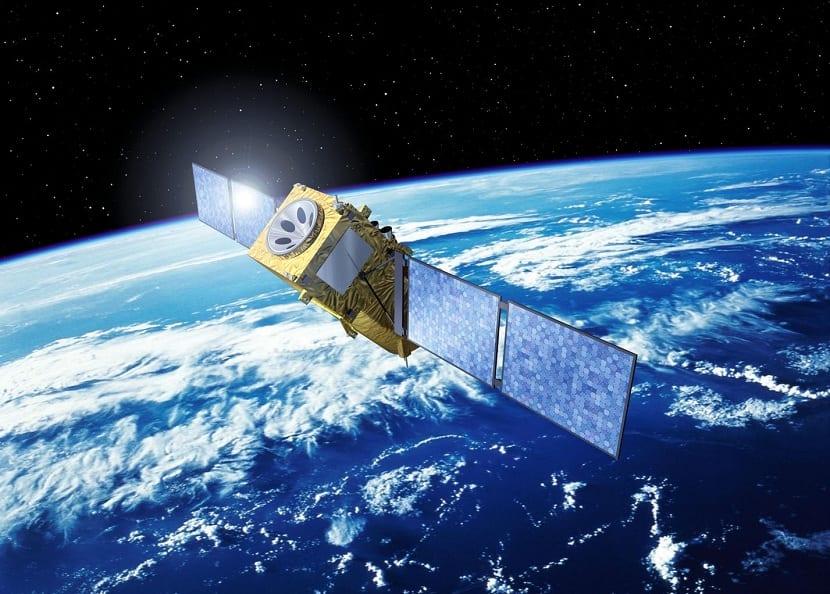 satelites geoestacionarios son fijos