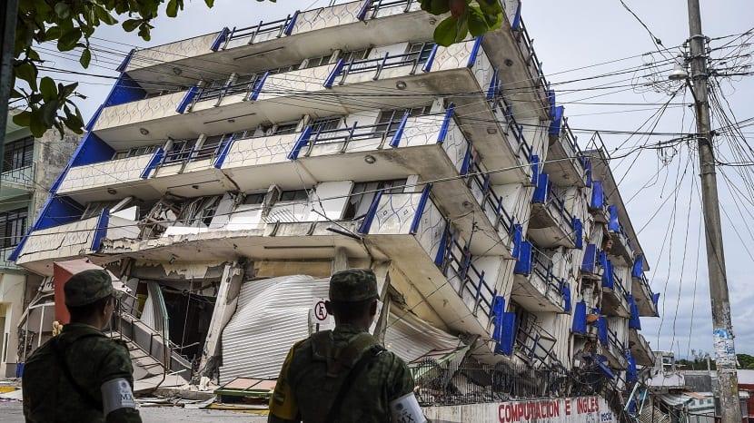 terremoto mexico septiembre 2017