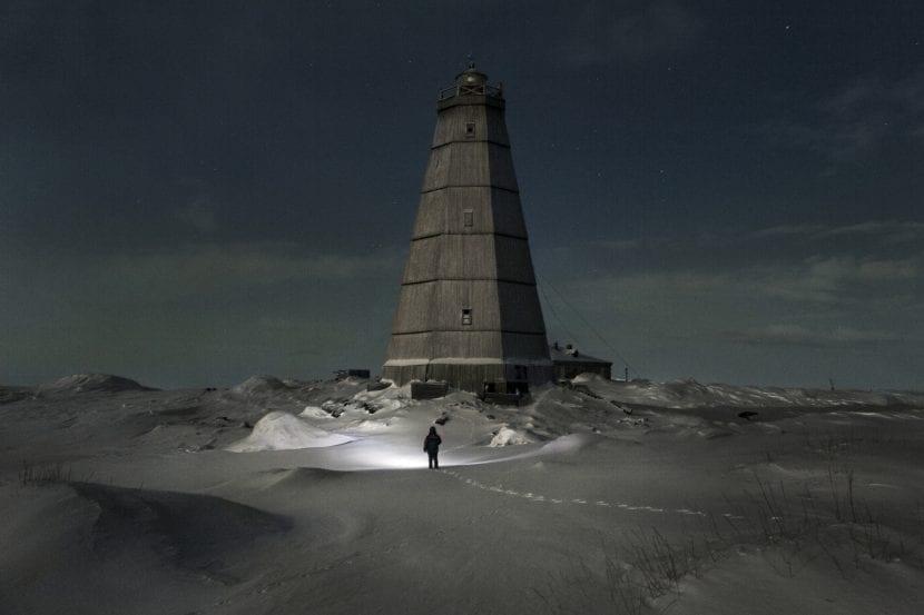 Faro del Ártico