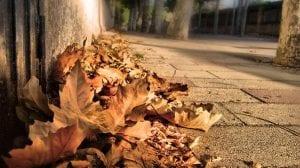 octubre caluroso