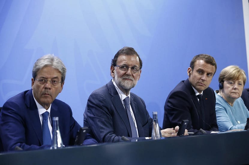 Acuerdo de paris españa