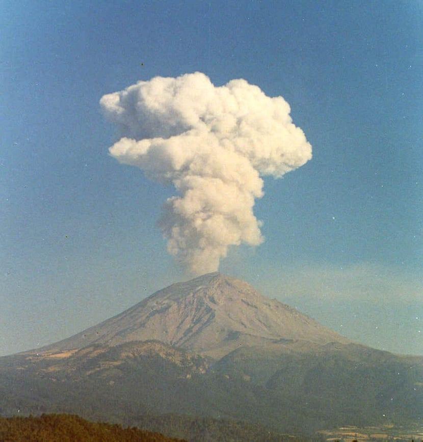 Erupcion vulcaniana