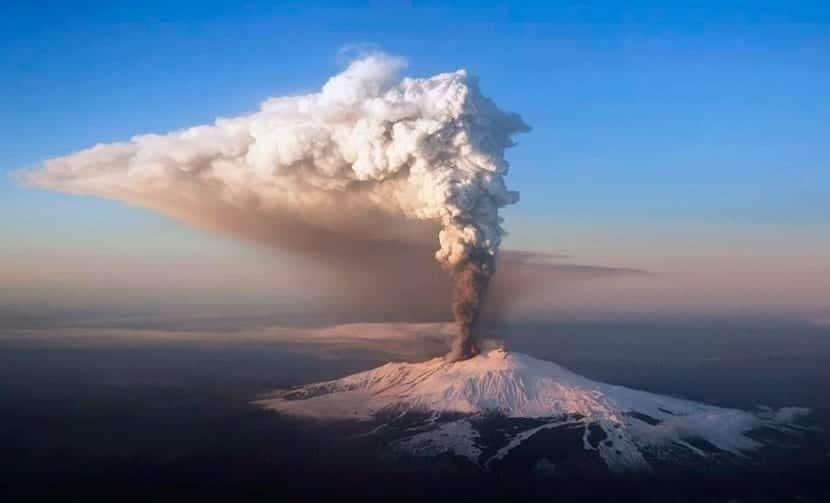 Erupciones plinianas