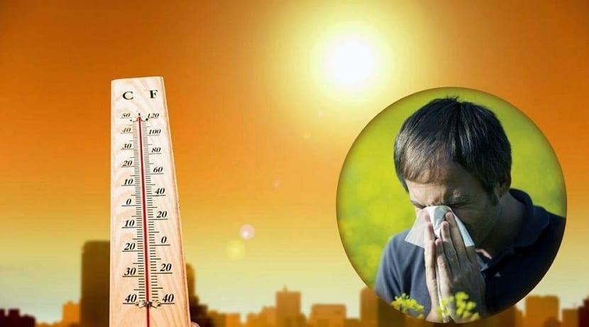 cambio climático y enfermedades