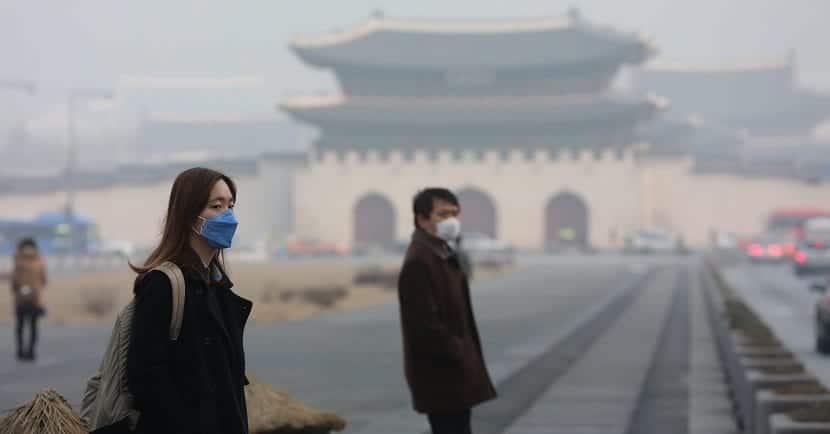 contaminacion por gases