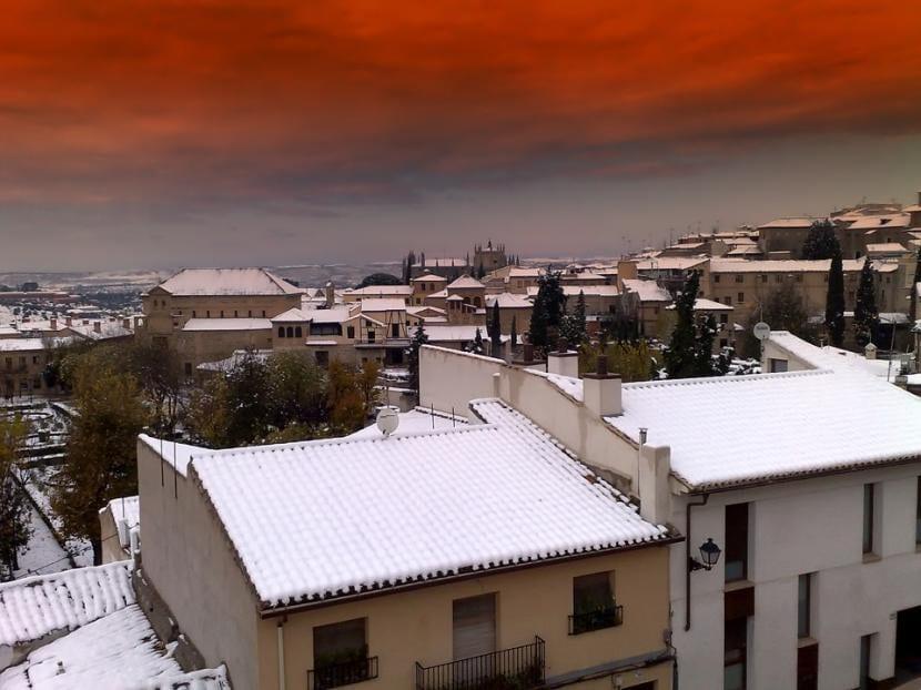 invierno en las ciudaes