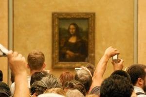 El cambio climático podría dejarnos sin 'Mona Lisa'