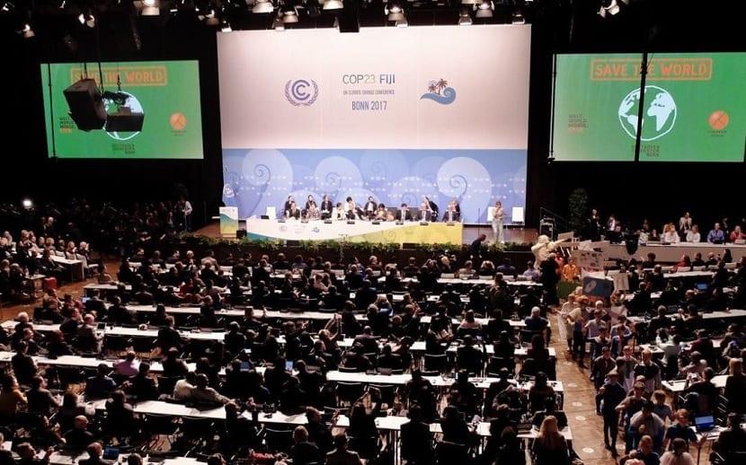 negociaciones cambio climático