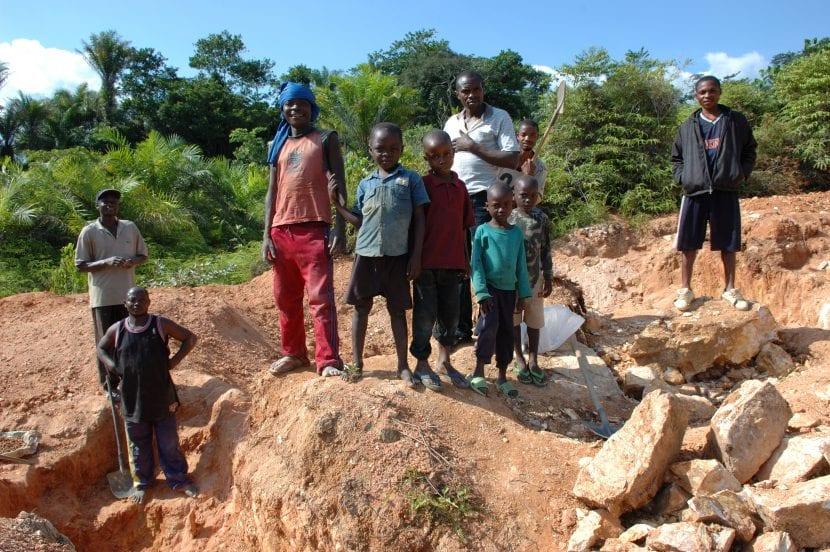 Personas en Mauritania