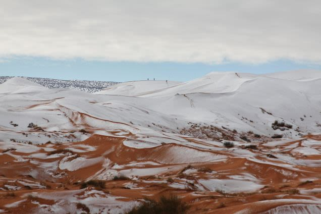Desierto de Ain Sefra