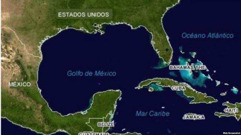 golfo de mexico