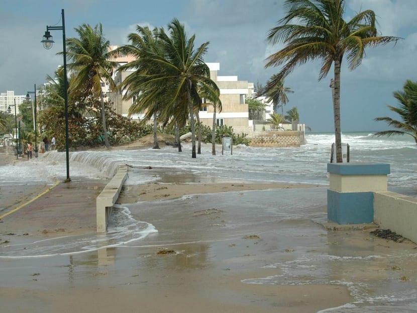 inundaciones a causa del cambio climático