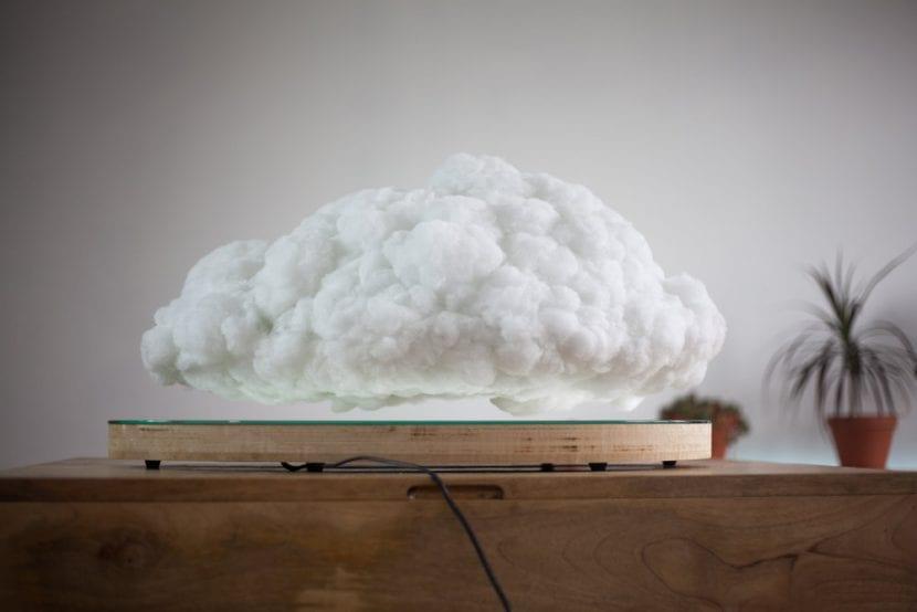 Nube flotante