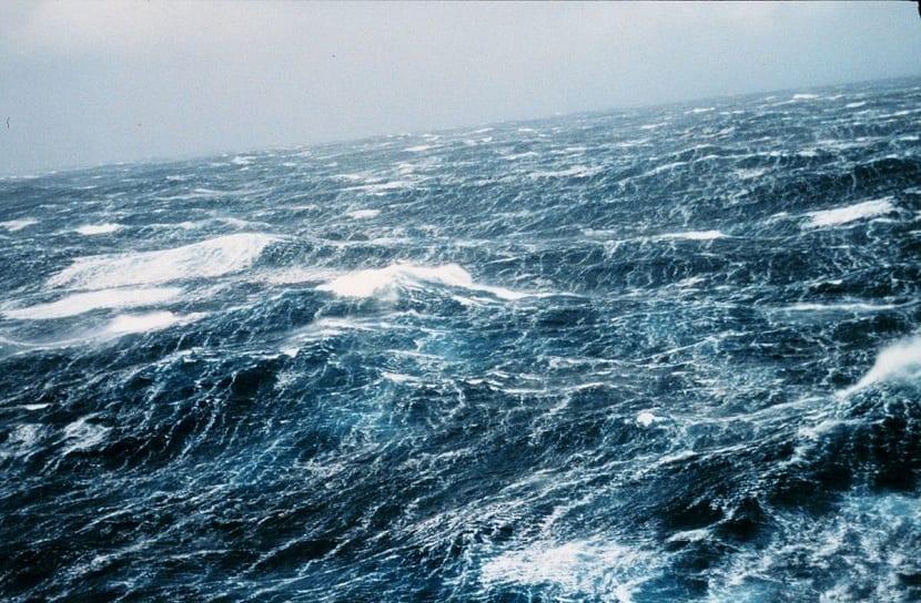olas de oscilación